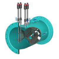 Pipe Mixers